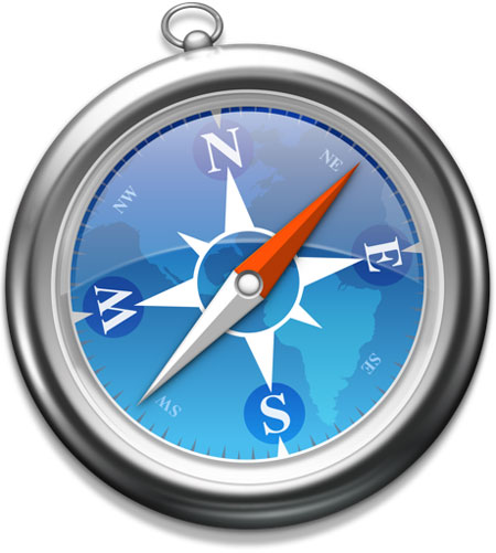Safari 3 logo