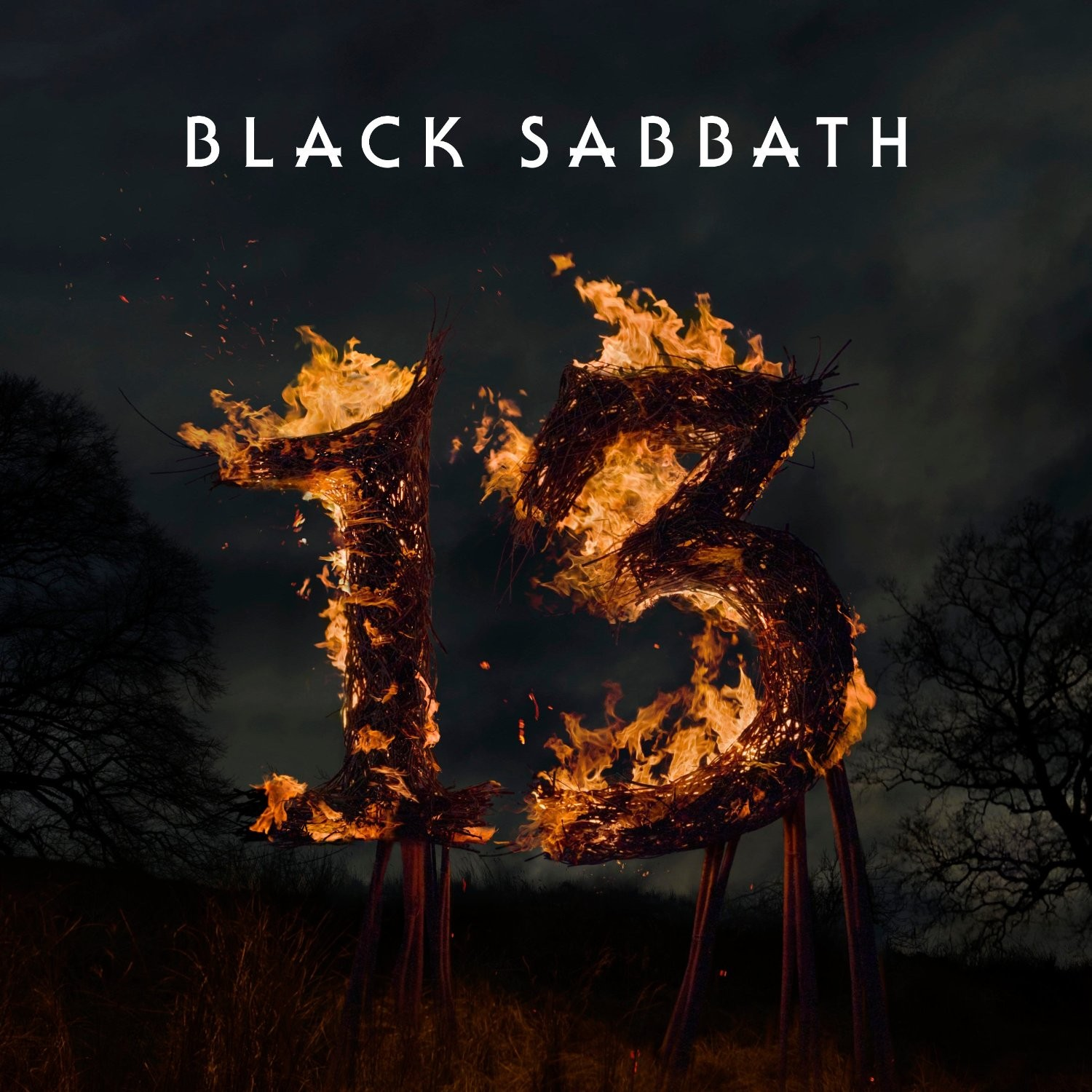 Black Sabbath 13 Album Cover