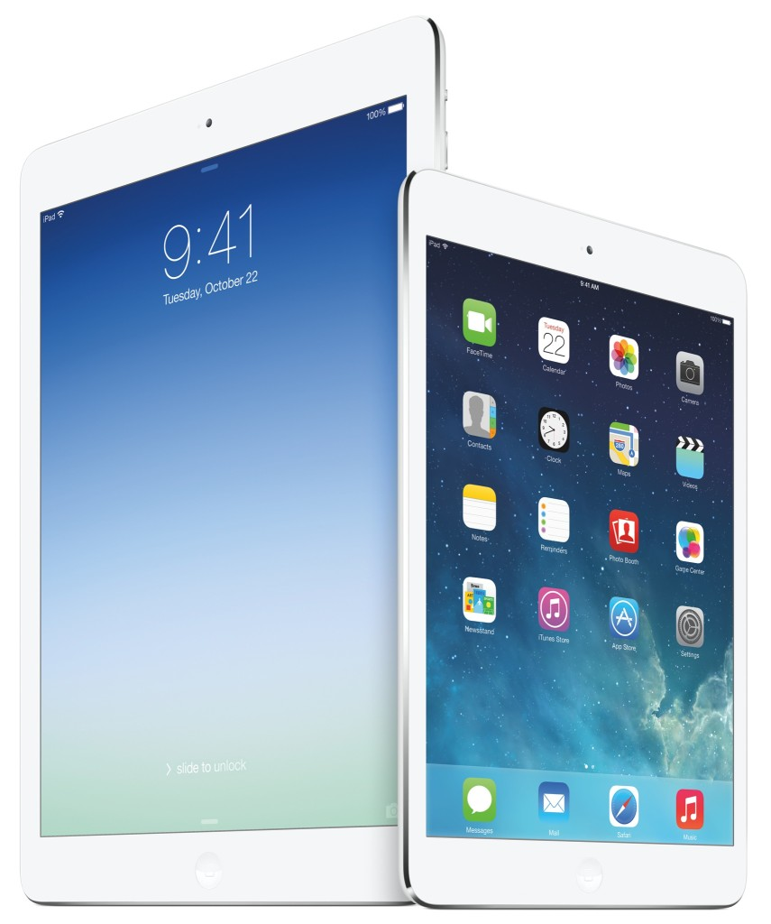 iPad-Retina-mini-2 & iPad-Air