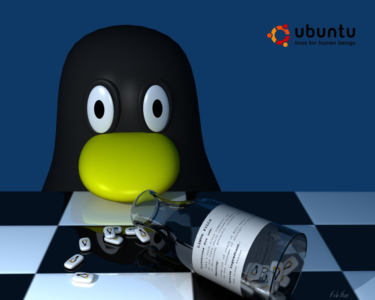 Linux Piller Ubuntu