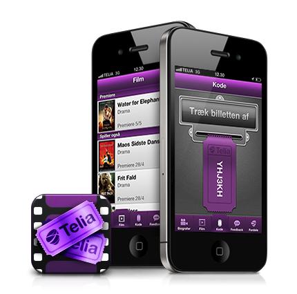 Telias Film App