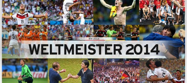 DFB WM2014 Winner