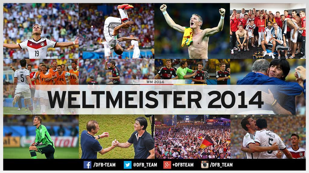 DFB WM2014 Winner