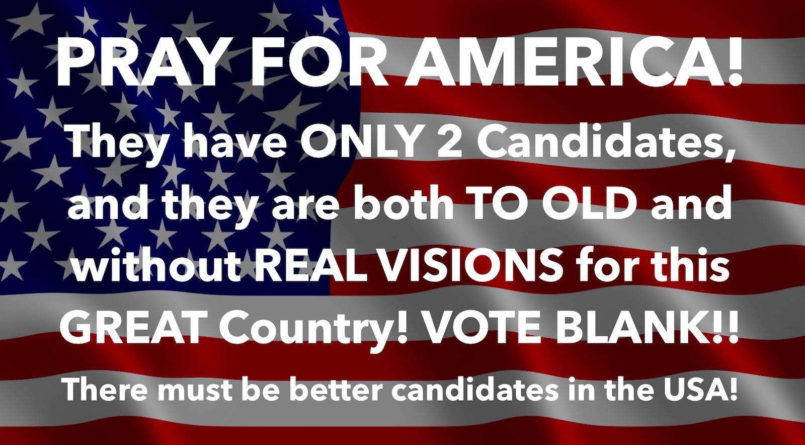 Valg i Amerika - 2016